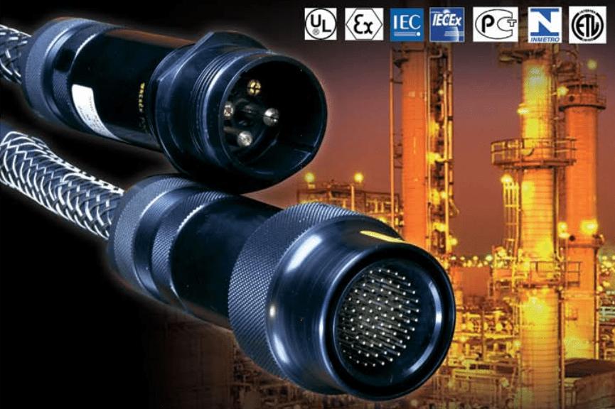 Amphenol Star Line EX Connectors