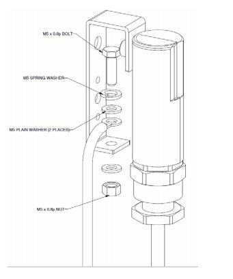 FXT-DR DI Electrical Bonding Arrangement