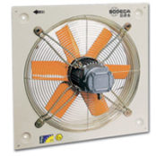 ATEX Fans | Hazardous Area Fans for Zone 1 & Zone 2 Explosive Atmospheres