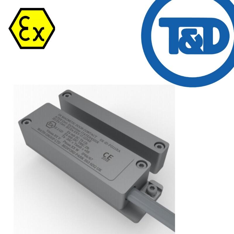 Security Magnetic Door Contacts For Hazardous Area