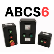 Abtech ABCS6 Control Stations GRP|ATEX IECEx InMetro Certified