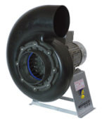 Fans | ATEX Ex d Ex e Certified Explosive Atmosphere Fans | Centrifugal Extractor Type
