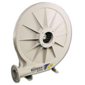 Fans |  ATEX Ex e Ex d, Ex tc or Ex tb Certified Explosive Atmosphere Fans | High Pressure Centrifugal Extractor Type