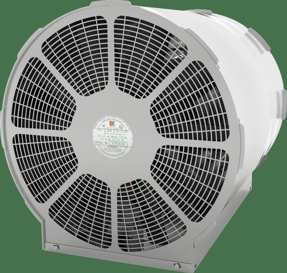 DSEAR Compliant Heaters