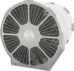 ATEX Fan Heaters | Hazardous Area Zone 1 & Zone 2 | EXHEAT LFH