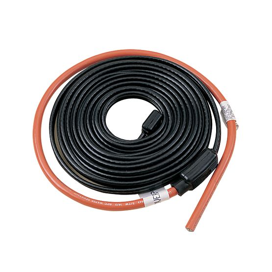 Pipe Freeze Protection Cable Heating And Process