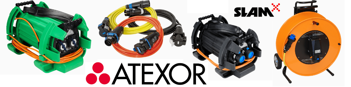 ATEX Transformers | ATEX Cables | ATEX Cable Reels | ATEX Splitter Boxes
