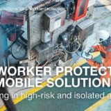 Lone Working In High Risk & Isolated Area Using Ecom Personal Emergency Response Communication Solutions