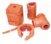Insulation Foam Type Silicone Heaters | Valves, Pumps, Flanges & Pipe Heating