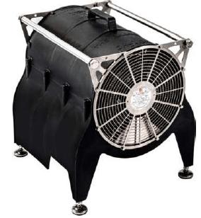 Offshore Portable Fan Heater   EXHEAT