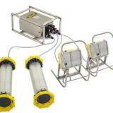 Tank Cleaning & Inspection   ATEX Portable Light, Power, Heat & Ventilation For Hazardous Areas