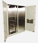 "ATEX 19"" Rack System & Swing Out Panels"