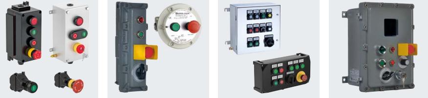 Control Units & Control Stations