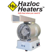 WCH1 Corrosion Resistant Electric Air Heater (North American Approvals – cULus)