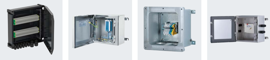 Terminal & Junction Boxes