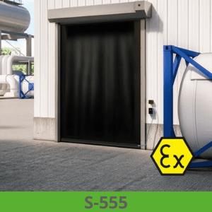 ATEX Door S-555