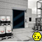 Specifying Compliant ATEX Doors for Hazardous Areas & Explosive Atmospheres | By Dynaco