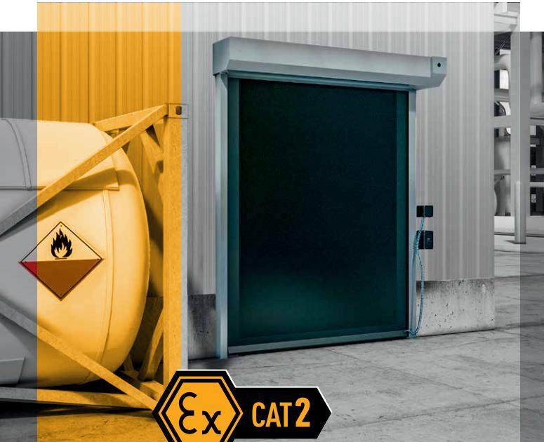 ATEX Doors - DYNACO S-549