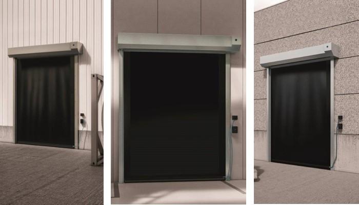 ATEX Doors | Dynaco S-555 | The Worlds First ATEX Certified High Speed Door