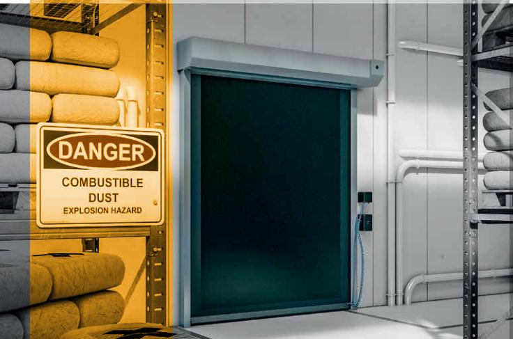 ATEX Doors S-539