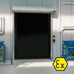 ATEX WORLD FIRST | DOORS (High Speed Roll Up)
