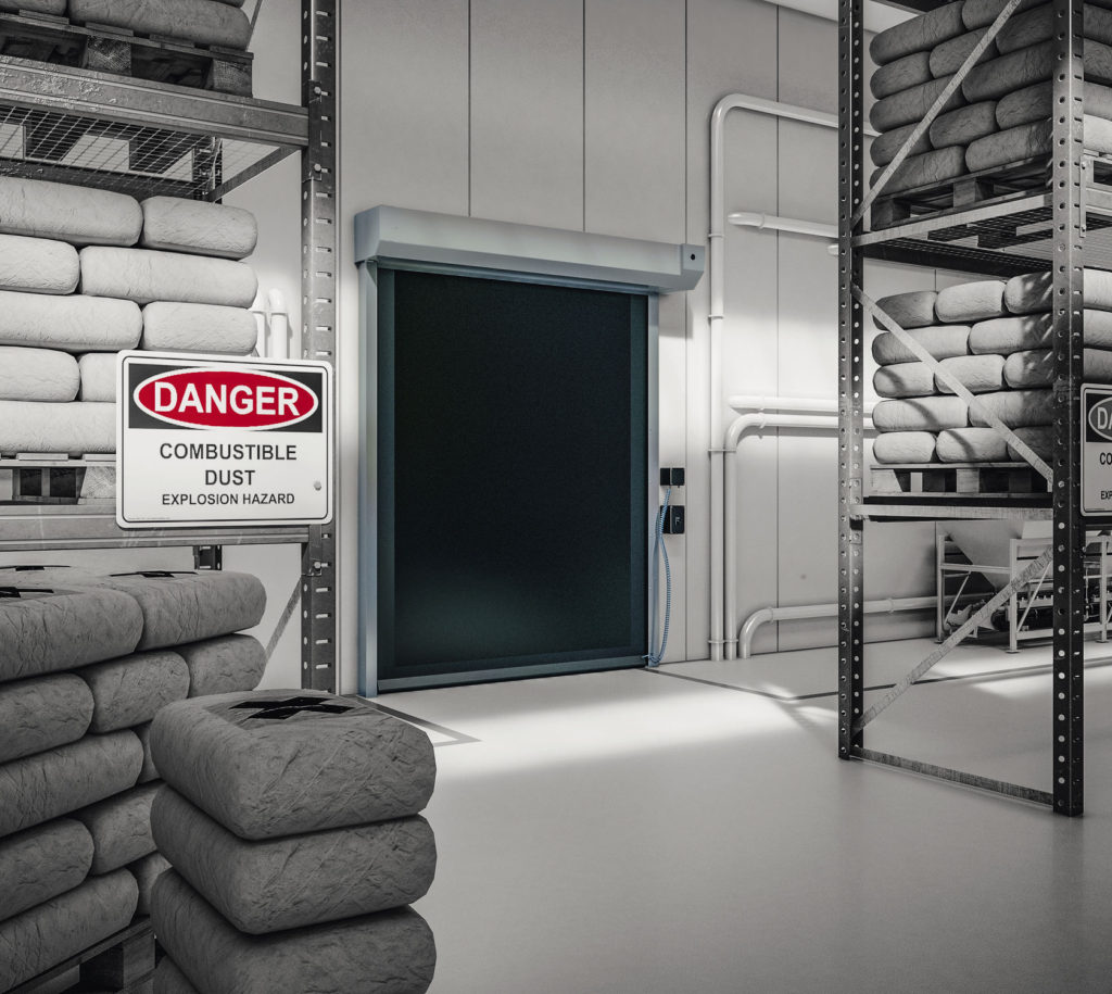 ATEX Doors Zone 21 Hazardous Areas