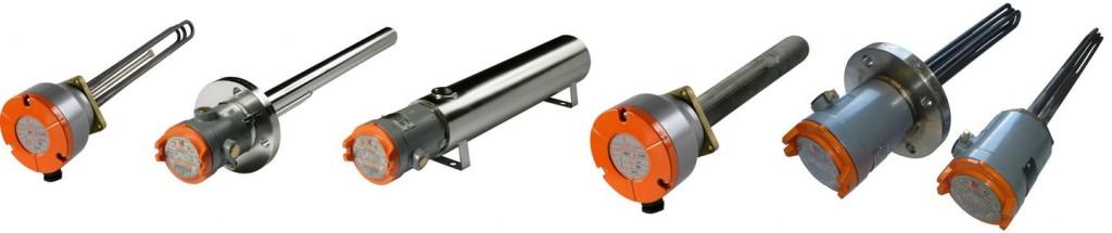 Hazardous Area Heaters Certified According to ATEX for Explosive Atmospheres