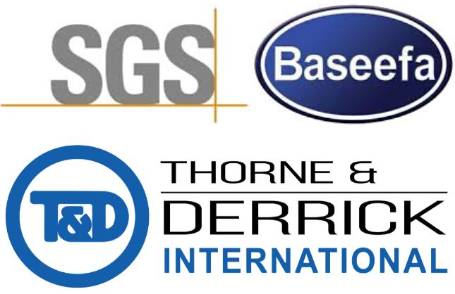 Thorne & Derrick & SGS Baseefa