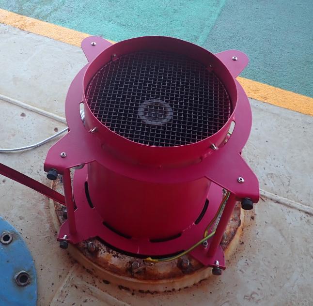 Ventilateurs ATEX - Orientation horizontale ou verticale