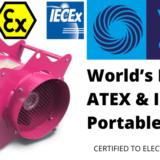 Fans | Ventilation for Industrial, Hazardous Areas & Explosive Atmospheres