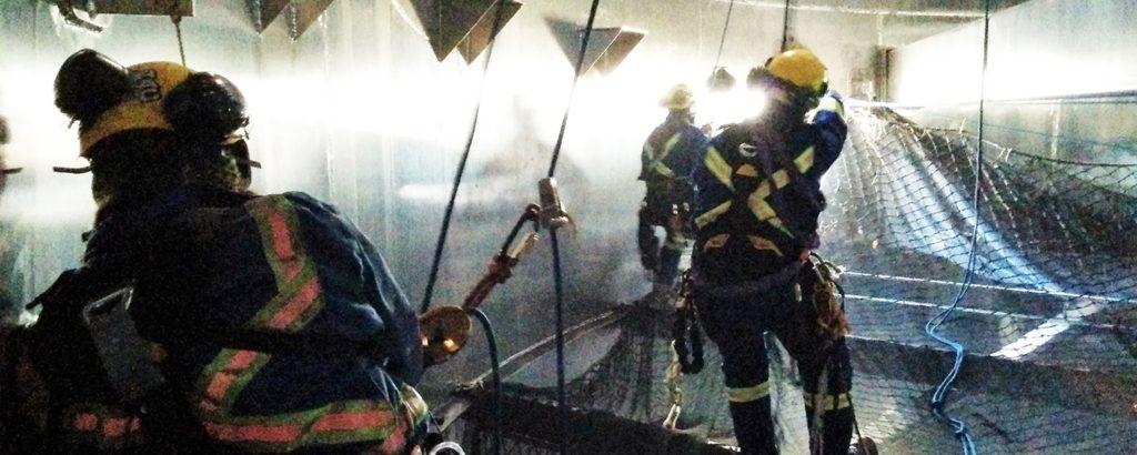 Hazardous Area Light Power Ventilation Fans