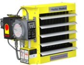 Hazloc AEU1-12 | ATEX Explosion Proof Electric Air Heater | Fan Diameter 12″