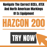 Find Out About Explosion Protection Techniques & Hazardous Area Equipment Protection Levels With Hazcon Apps