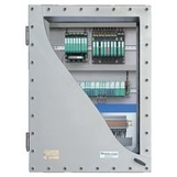 ATEX Control & Distribution Panels (Flameproof Ex d IIB+H2) in Stainless Steel