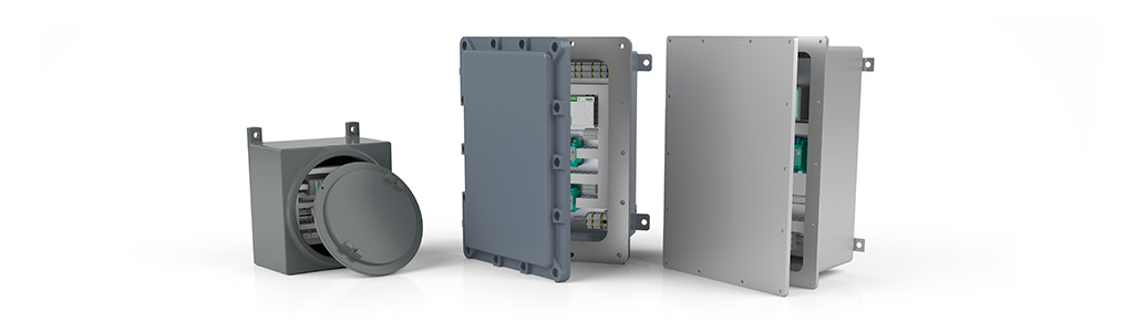 Control Panels Distribution Boards ATEX Exd Flameproof