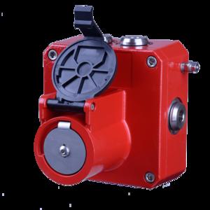 E2S STExCP8-PT | Call Point Break Glass Push Button