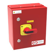 Fire Rated Isolators | Fire Resistant Switch Disconnectors