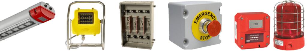 Hazardous Area Electrical Equipment