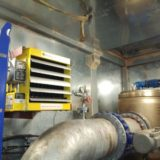 Winterisation & Freeze Prevention of Water Pipes Onboard Tanker