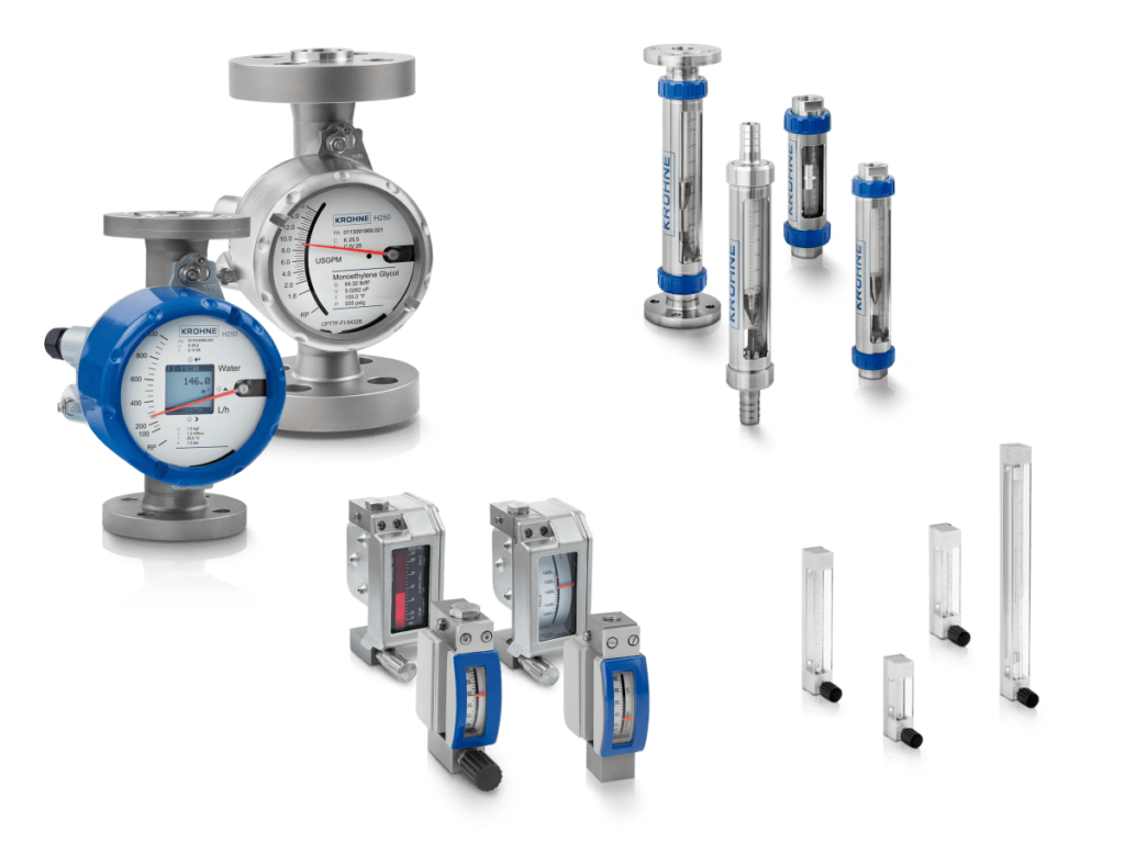 Flowmeters by KROHNE | the world-leading manufacturer and supplier of solutions in industrial and hazardous area process instrumentation: flow meters, level meters, temperature meters and pressure measurement.