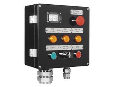 GRP Control Stations | ATEX IECEX Hazardous Area Zone 1 & Zone 2