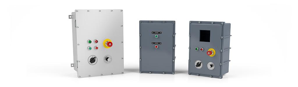 Control Stations ATEX IECEx Hazardous Areas