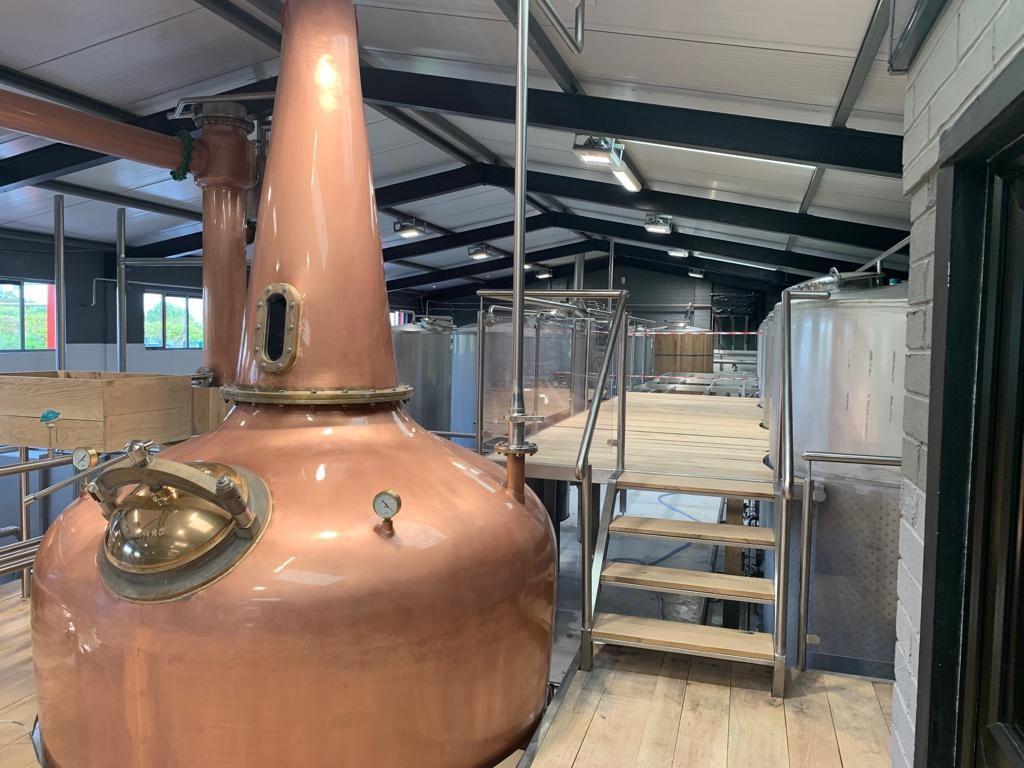 Distillery Lighting