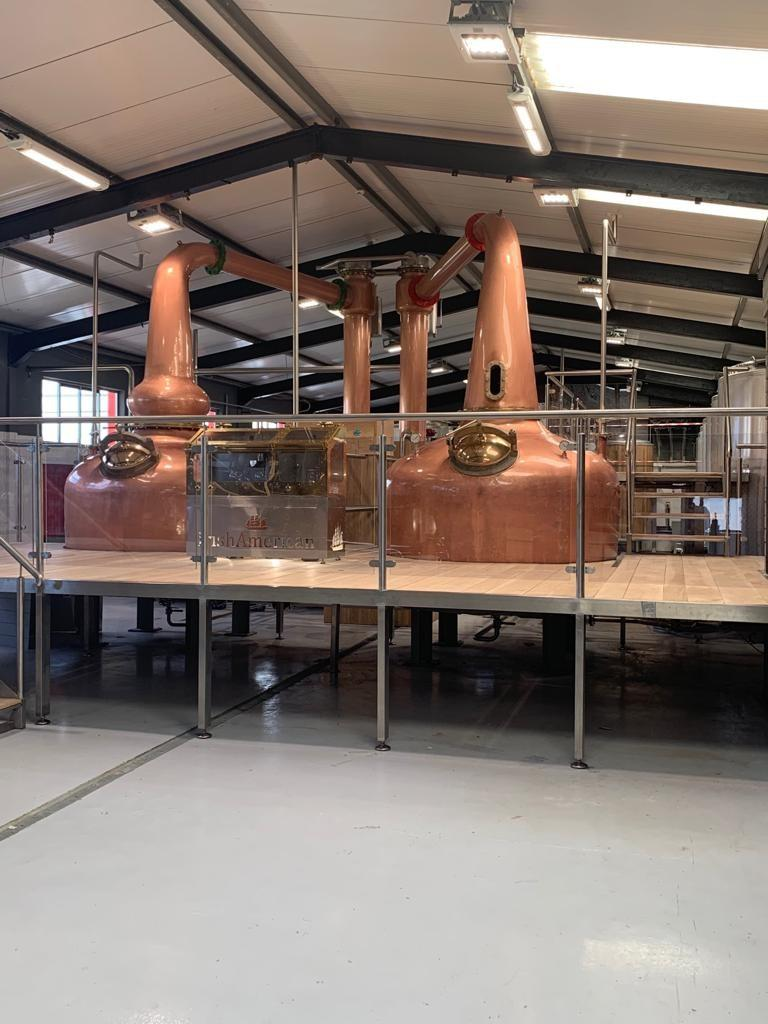 Raytec Spartan in Distillery
