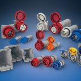 Amphenol Amphe-309 & Amphenol EX309 | Power Connectors For Industrial & Hazardous Areas