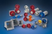 Industrial Plugs & Sockets | Amphenol Amphe-309 Connectors IEC 60309