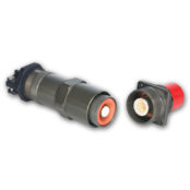 Hazardous Area Connectors ATEX Single Pole | Amphenol Rig-Power 1000V AC/DC