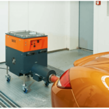 Direct Volume Flow Measurement Of Exhaust Gases Using Ultrasound In Test Bench Applications