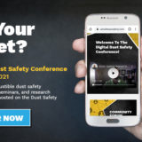 Global Dust Safety Conference March 1st- 3rd 2021 – REGISTER HERE